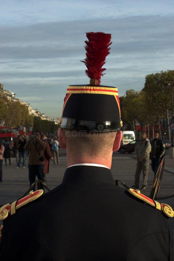 Garde republicain. stock photos