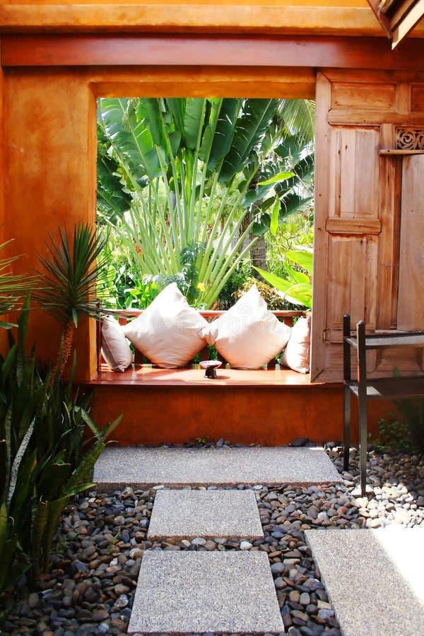 The garden stock photos