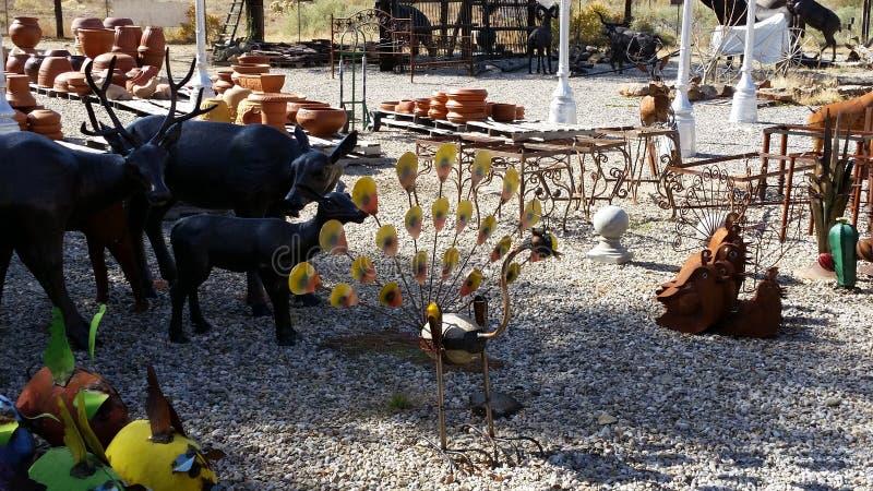 Garden Art royalty free stock photo