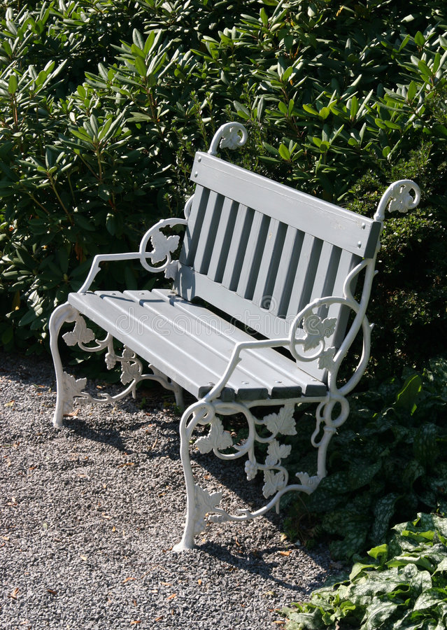 Free Garden Bench Stock Images - 1474004