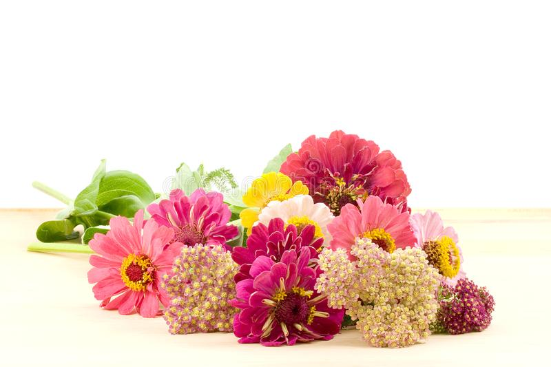 Garden bouquet stock photography