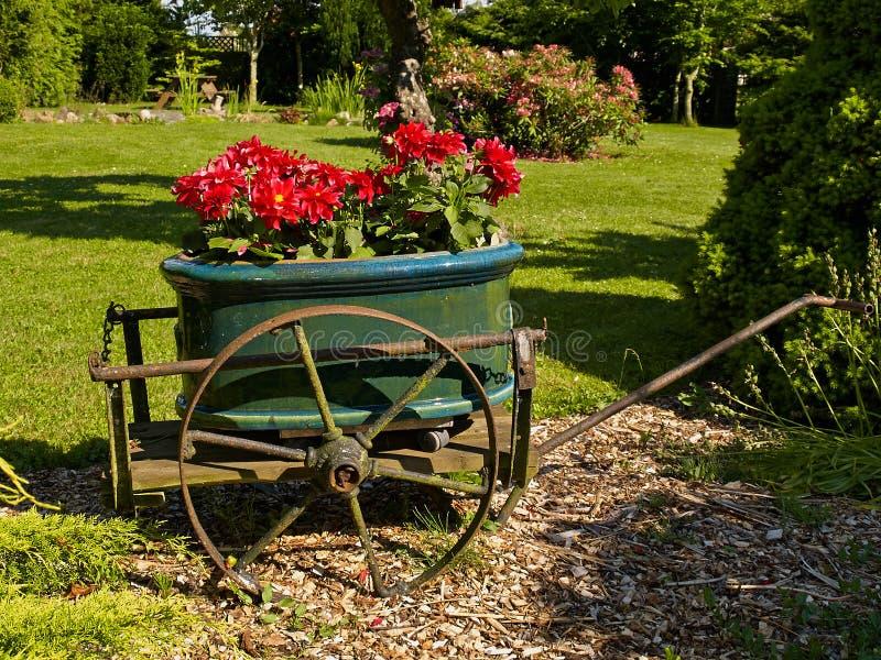 Garden Decor Old Wagon Stock Photos - Download 156 Royalty ...
