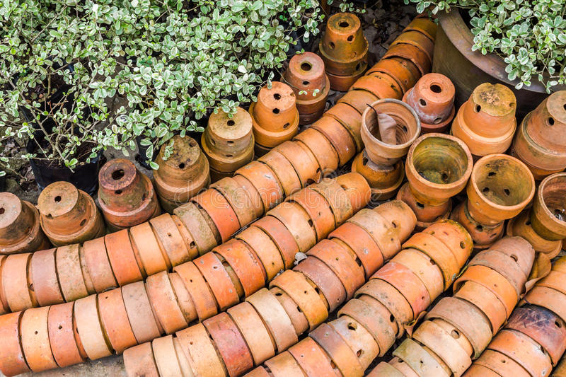 Garden decor styles. Of Nong Nooch Gardens in Pattaya,Thailand royalty free stock photos