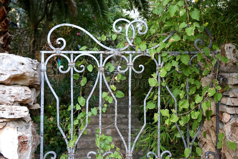 Download Garden Doors stock photo. Image of magical, conceptual - 84615498