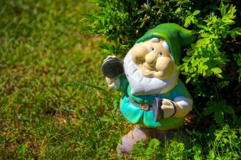 Download Garden dwarf stock image. Image of happy, figure, decoration - 25205541