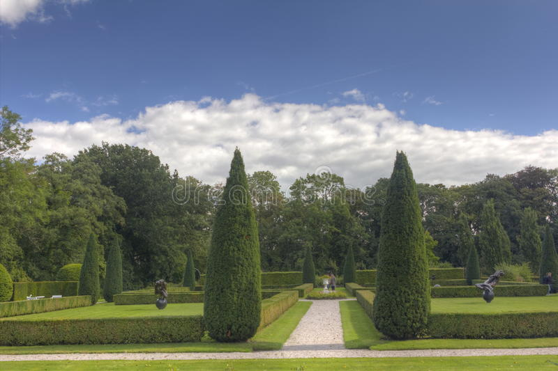 Download Garden estate Verhildersum editorial photo. Image of landscaping - 33672306