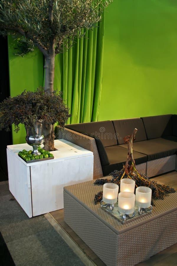 Download Garden furniture stock image. Image of corner, comfortable - 1649683