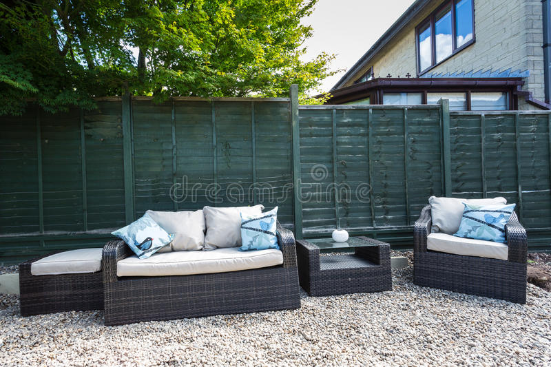 Download Garden Furniture editorial stock image. Image of relax - 43361444