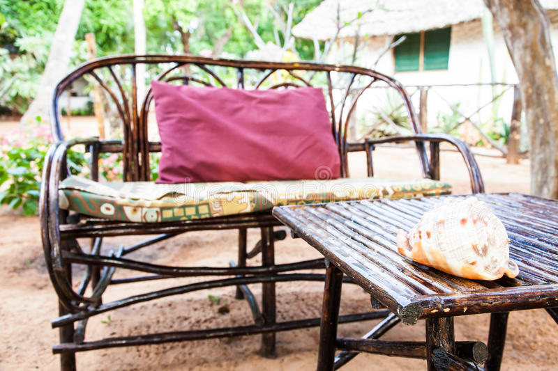 Download Garden Furniture stock photo. Image of nature, exterior - 39507340
