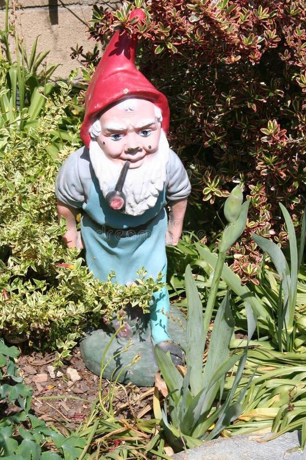 Download Garden gnome stock image. Image of landscape, easter - 24551569