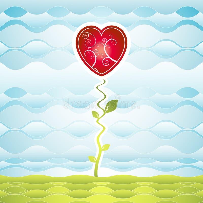 Download Garden Of Heart,vector Stock Images - Image: 1677974
