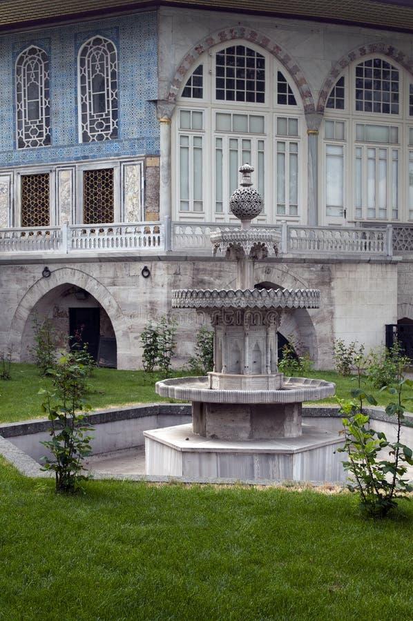 Free Garden In Topkapi Palace Stock Photography - 19711802