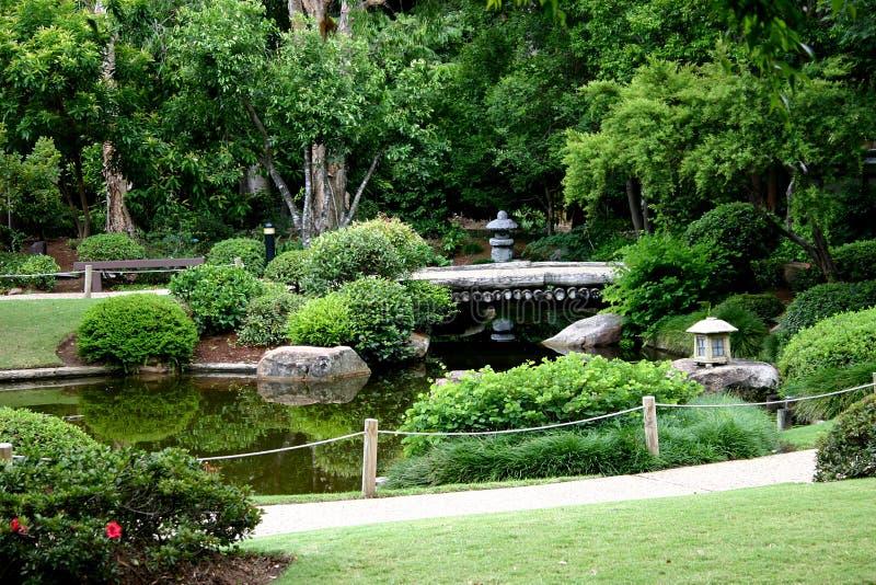 Download Garden japanese στοκ εικόνες. εικόνα από ύδωρ, λουλούδια - 96078