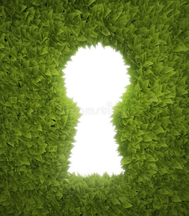 Download Garden Keyhole Stock Image - Image: 27945231