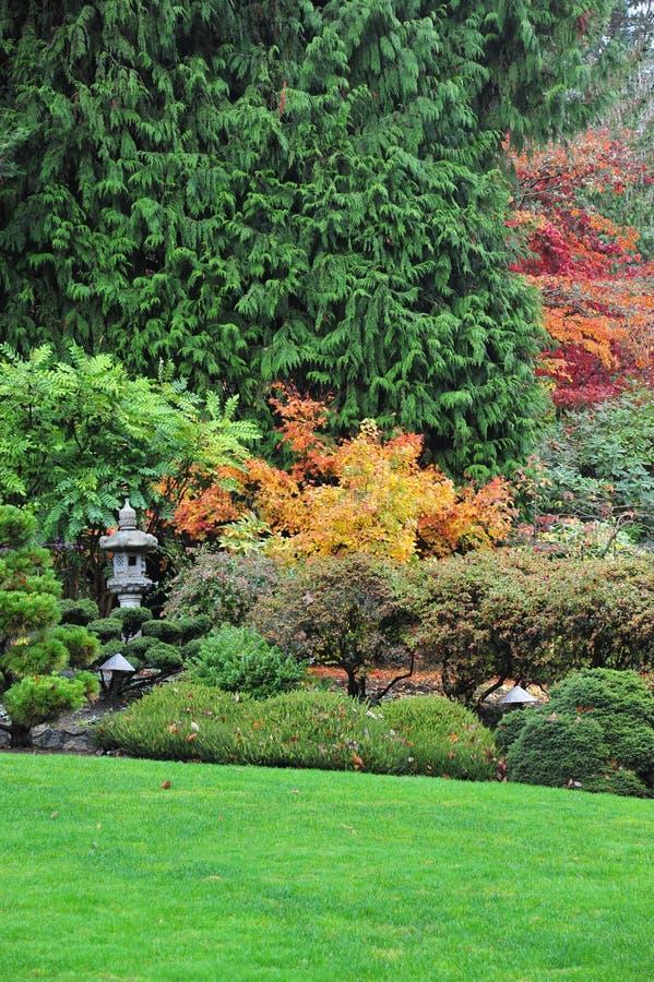 Garden Landscaping Stock Images