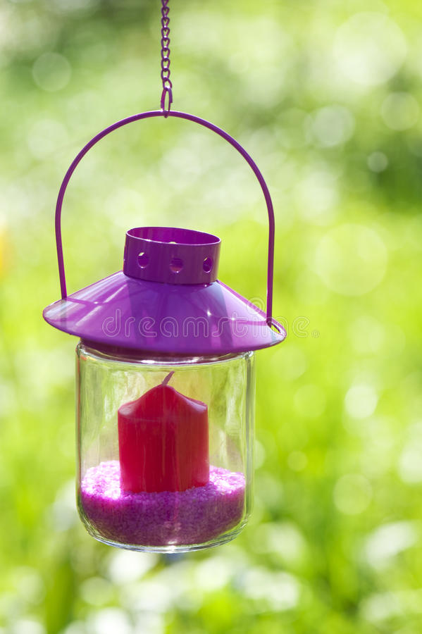 Download Garden lantern stock photo. Image of lantern, spring - 24539960