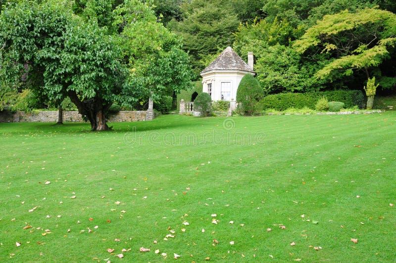 Garden Lawn stock photos
