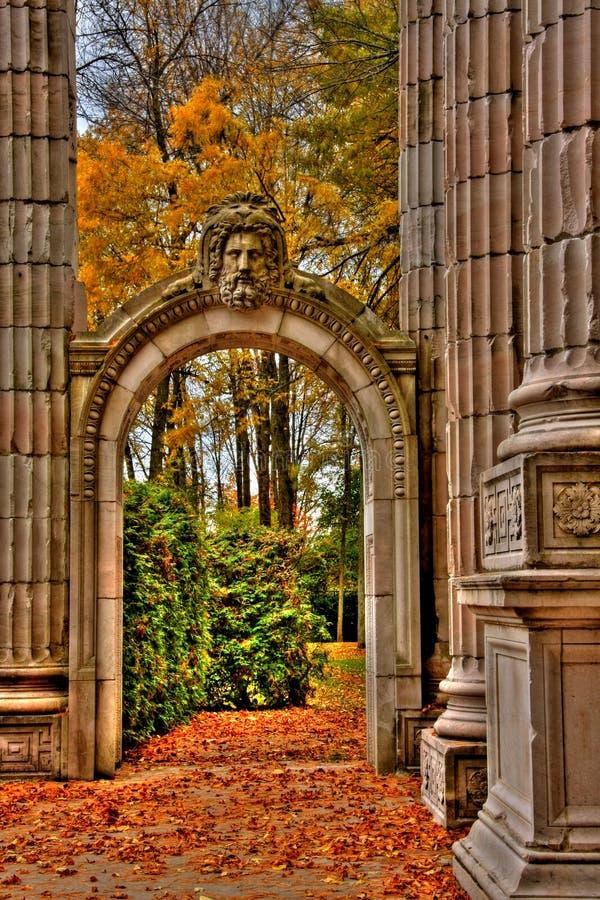 Garden of Memory 111 royalty free stock photos