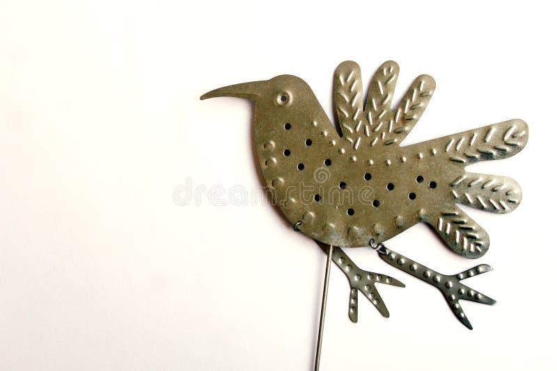 Download Garden Ornament Bird In Flight Stock Image - Image: 4924303