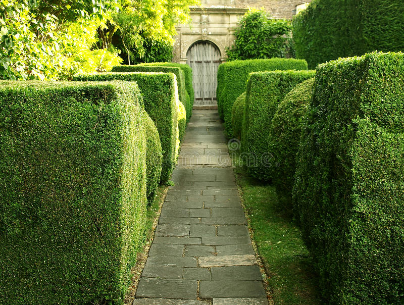 Download Garden Path stock photo. Image of nature, landscape, gardening - 10392500