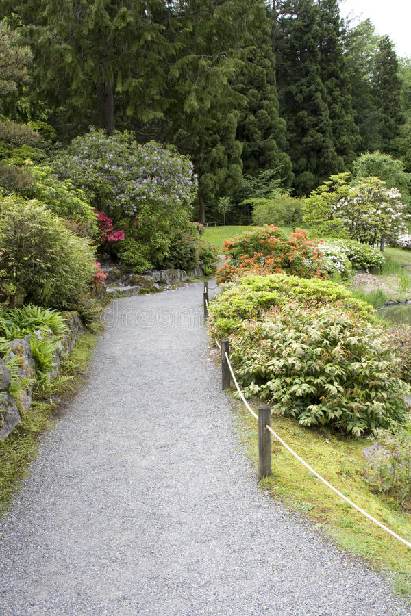 Download Garden path stock photo. Image of sand, footpath, japanese - 31073592