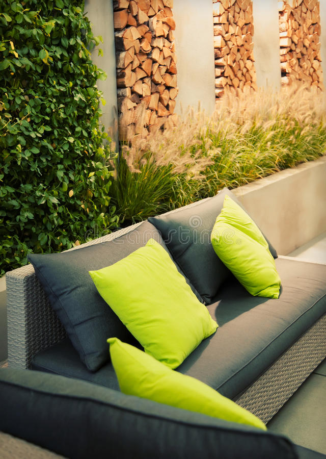 Free Garden Place Stock Image - 26960831