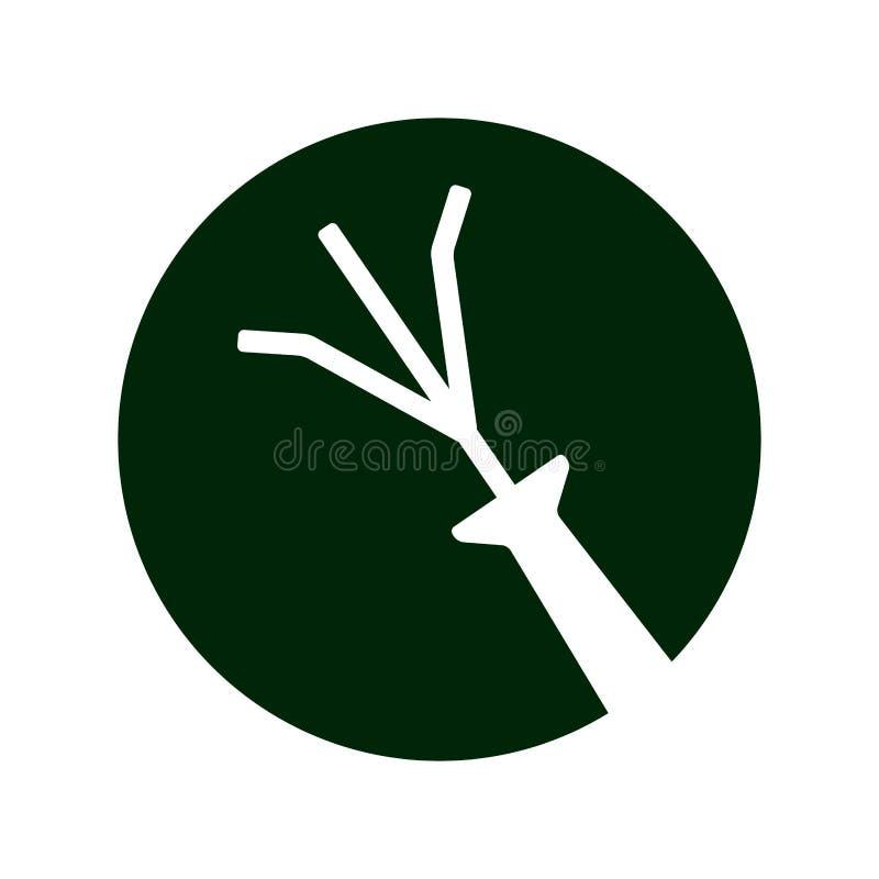 Garden rake isolated icon. Vector illustration design stock illustration