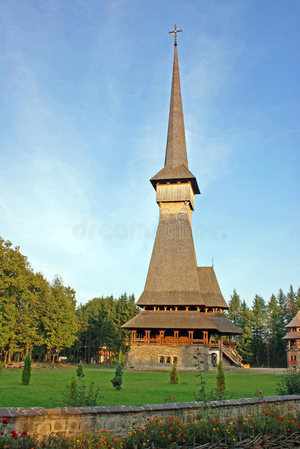 Download Garden Of Sapanta Orthodox Monastery Stock Photo - Image: 16303184