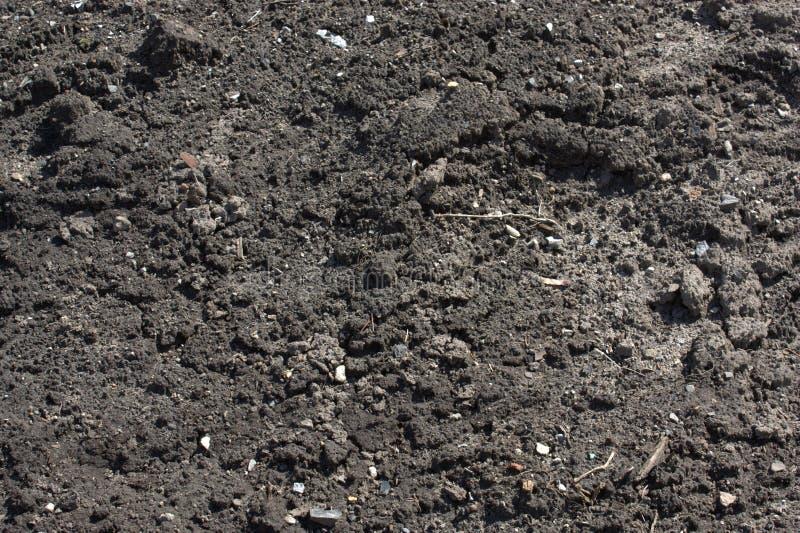 Garden Soil royalty free stock photos