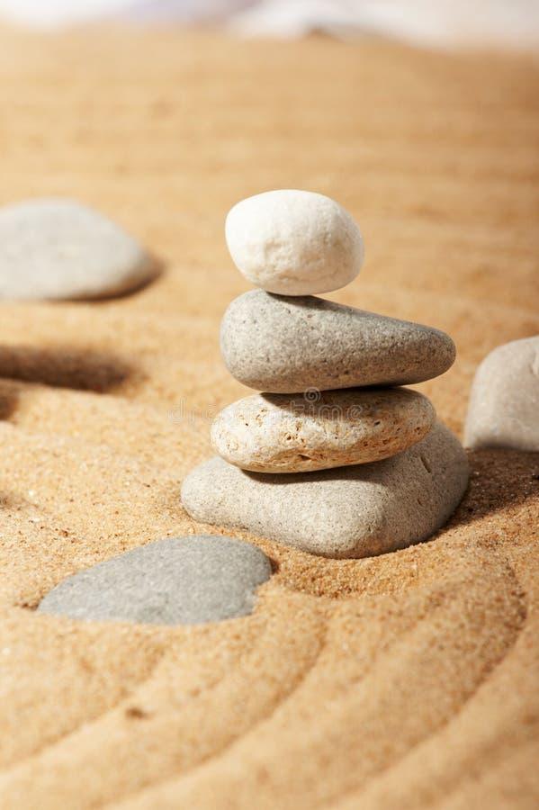 Download Garden of stones stock photo. Image of purity, relax - 10643780
