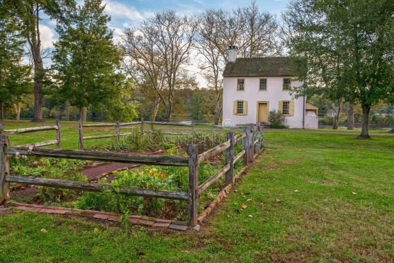 Garden2 storico fotografia stock libera da diritti