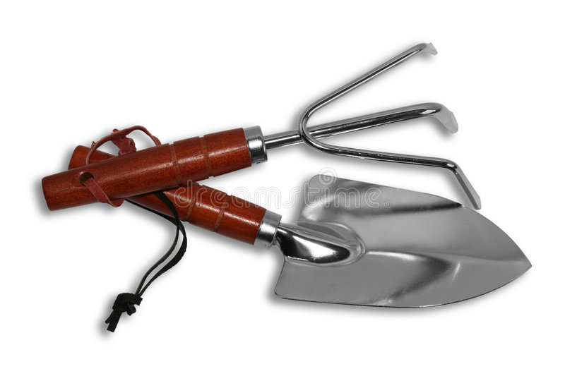 Download Garden tools stock photo. Image of rake, gardener, cultivating - 1743814