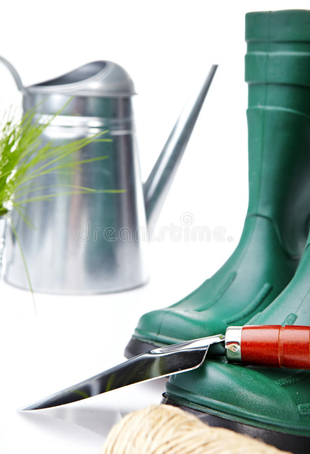 Download Garden tools stock photo. Image of rake, agriculture - 18477572