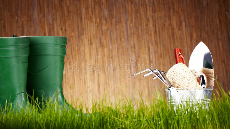 Download Garden tools stock image. Image of concepts, background - 18630025