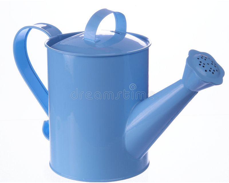 Garden Watering Can royalty free stock photography