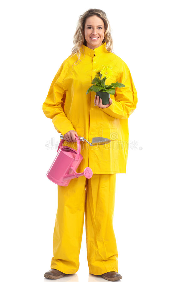 Download Gardening. Royalty Free Stock Images - Image: 14070399