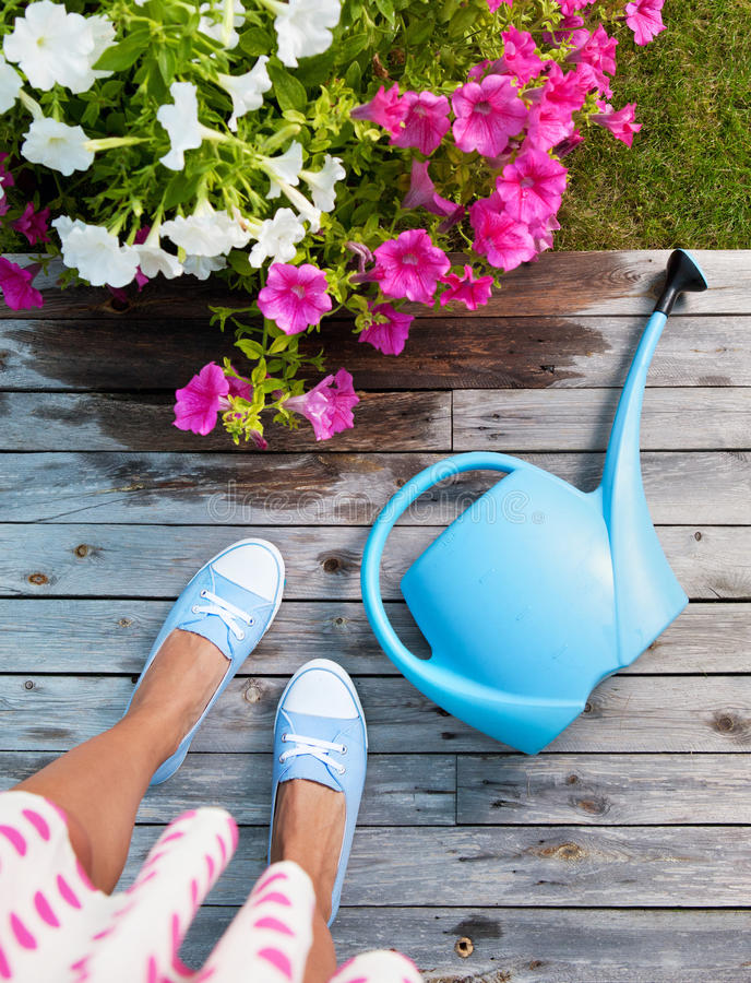Download Gardening concept stock image. Image of outdoor, people - 32471571