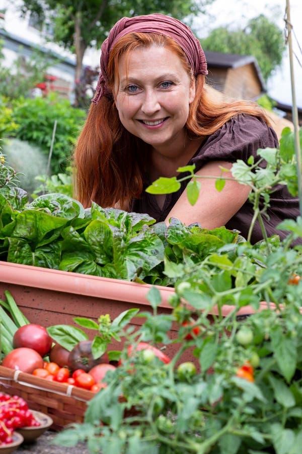 gardening lizenzfreies stockfoto