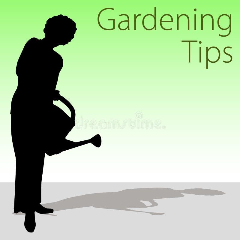 Gardening Tips Stock Photos