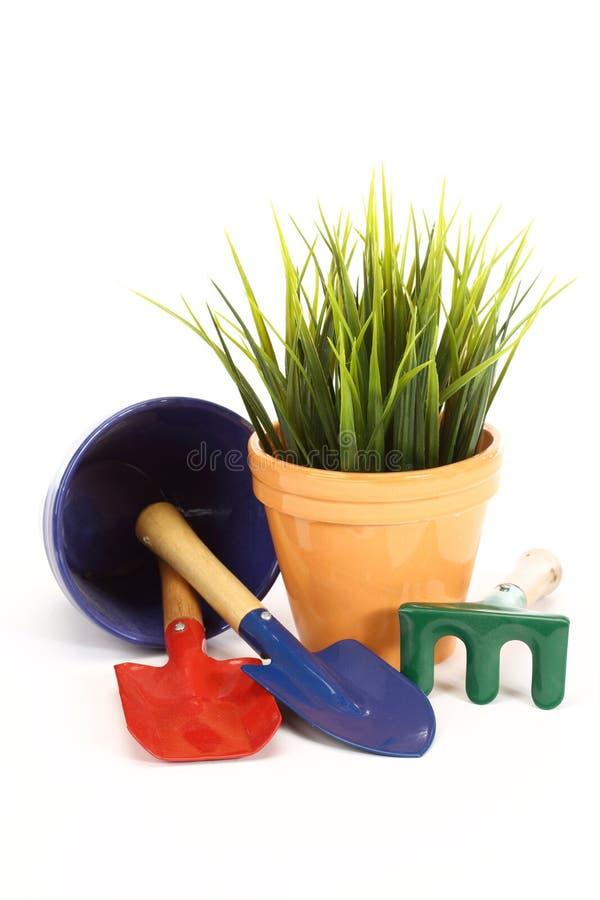 Download Gardening tools stock photo. Image of nature, rake, flower - 38644952