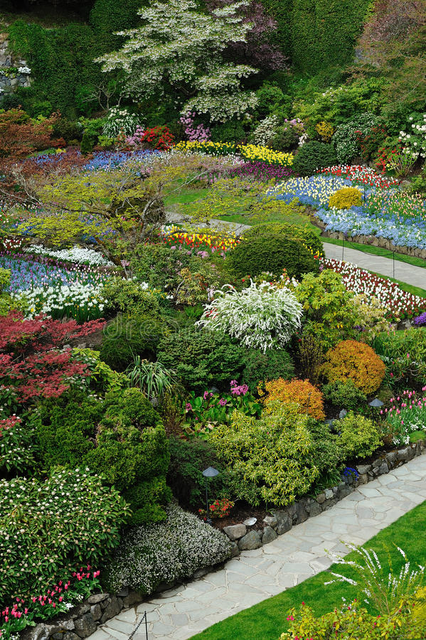 Download Gardens Landscaping Stock Images - Image: 13904114