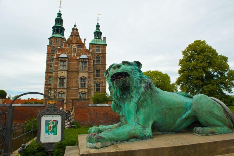 Gardens And Parks Of Copenhagen Stock Photo
