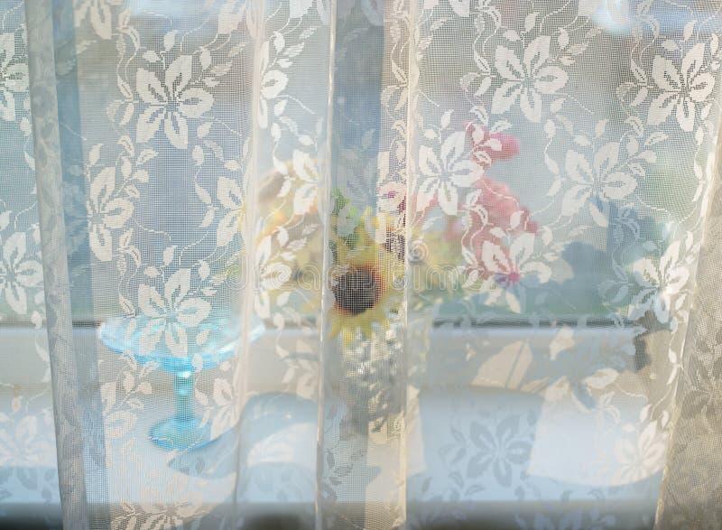 Gardin och blommor royaltyfria foton