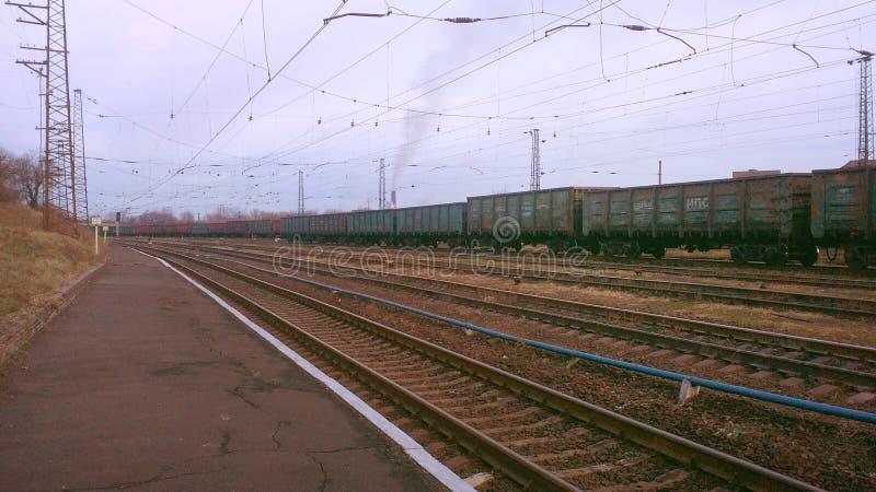 Gare britannique images stock