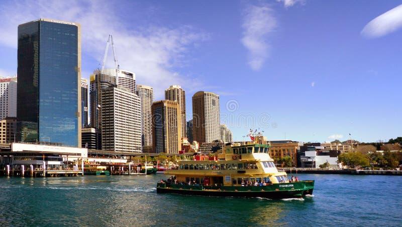 Gare circulaire de Quay, Sydney photos libres de droits