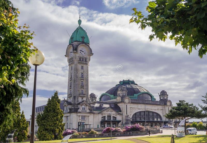 Gare DE Limoges stock foto's