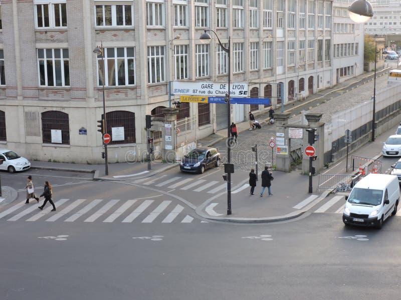Gare de Lyon photographie stock