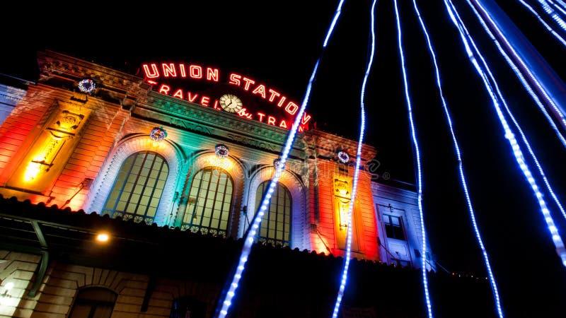 Gare des syndicats photos libres de droits