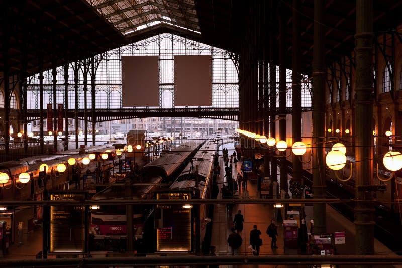 Gare du Nord, Paris