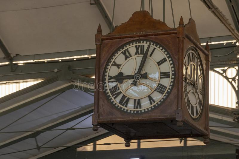 Gare ferroviaire de Pietermaritzburg images stock